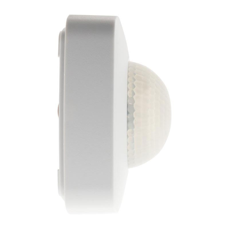Ceiling fixed surface-mounted motion detector white Elexity