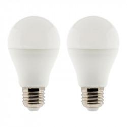 Lot de 2 ampoules led standard 6w E27 4000K° 600 lumens Elixity