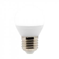 Ampoule led sphérique 5W E27 4000K 400 Lumens ELEXITY