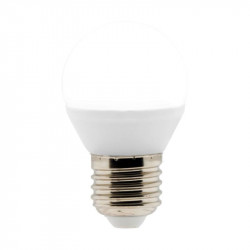 454530 AMPOULE LED SPHERIQUE 5W E27 4000K 400 LM