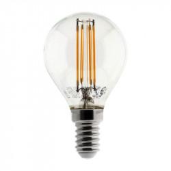 455049 AMPOULE LED FILAMENT MINI  GLB 4W E14 2700K 400LM
