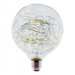 455068 AMPOULE LED STARRY 2W G125 YELLOW