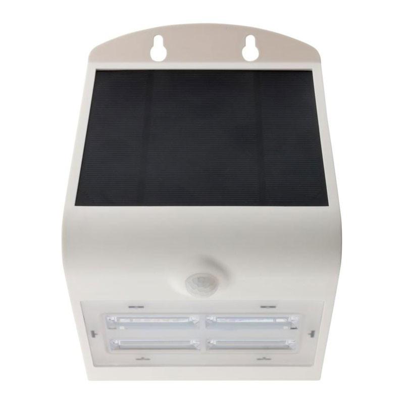Elexity 3.2W LED backlit solar wall light