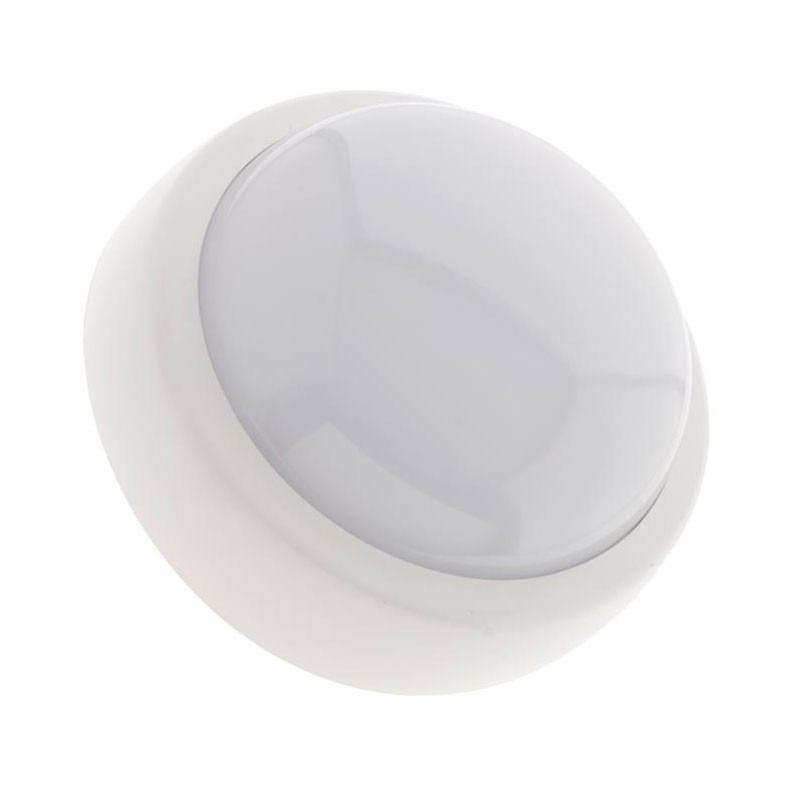 Round porthole led 15W 1050lm IP44 white Elexity