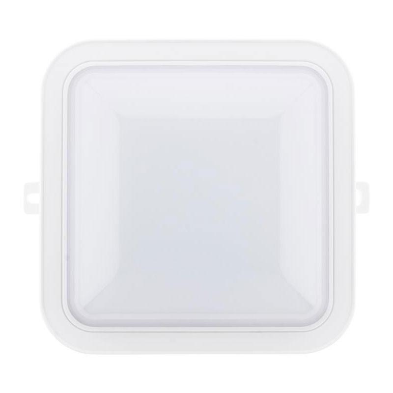 Square porthole led 5.5W 450lm IP44 white Elexity