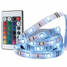LED ribbon flexible RGB 3M with remote control - Elexity