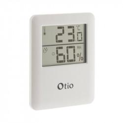 Thermomètres Hygromètres blanc Otio 65x80mm