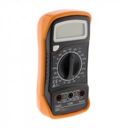 Multimètre antichoc 5 fonctions 17 calibres