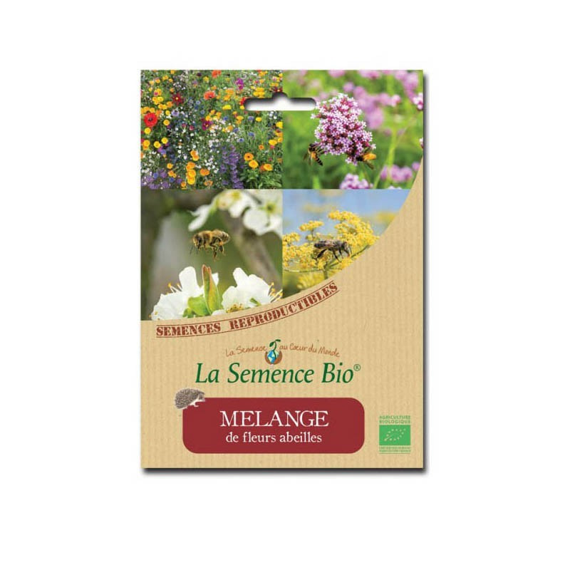 Graines Bio - Bee flower mix - Organic seed