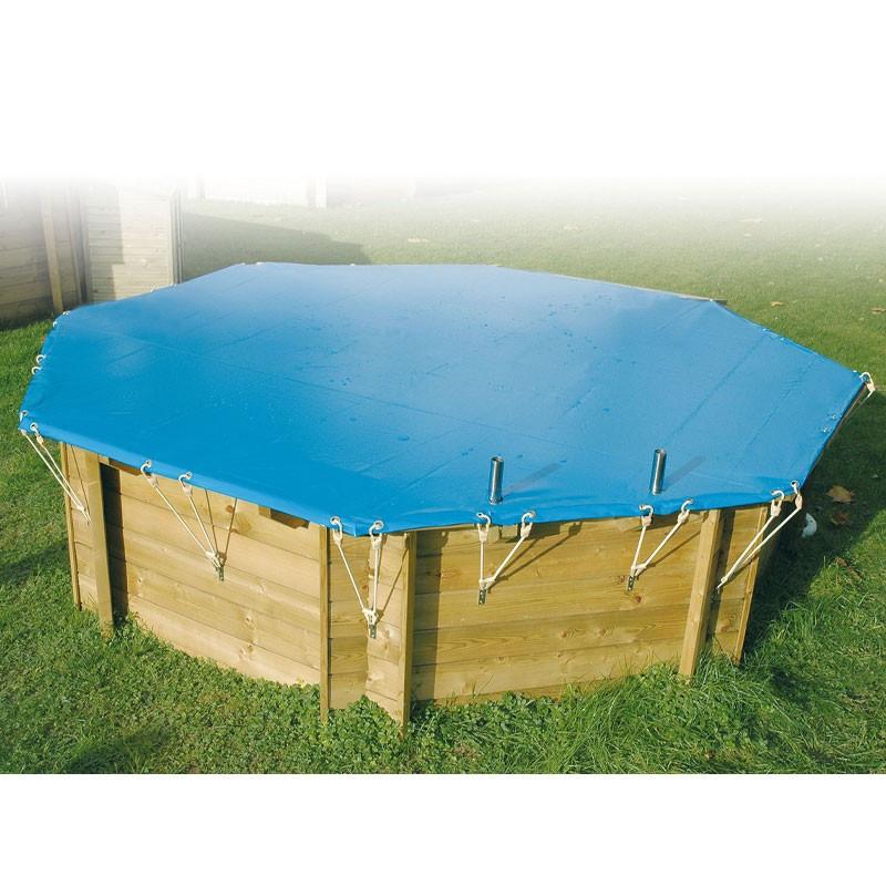 Security/wintering tarpaulin - 410cm - Ubbink (delivery: 15 days)