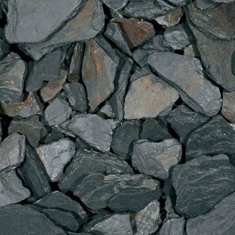 Black slate 15-30mm - Black shale - 20kg - Michel Oprey & Beisterveld