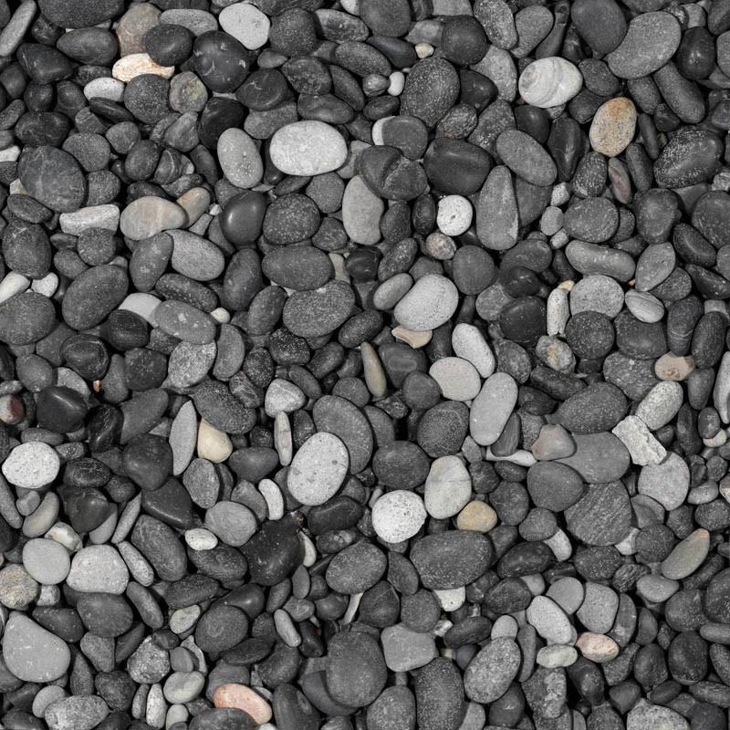 Castle black gravel 8-16mm - black limestone - 20kg - Michel Oprey & Beisterveld