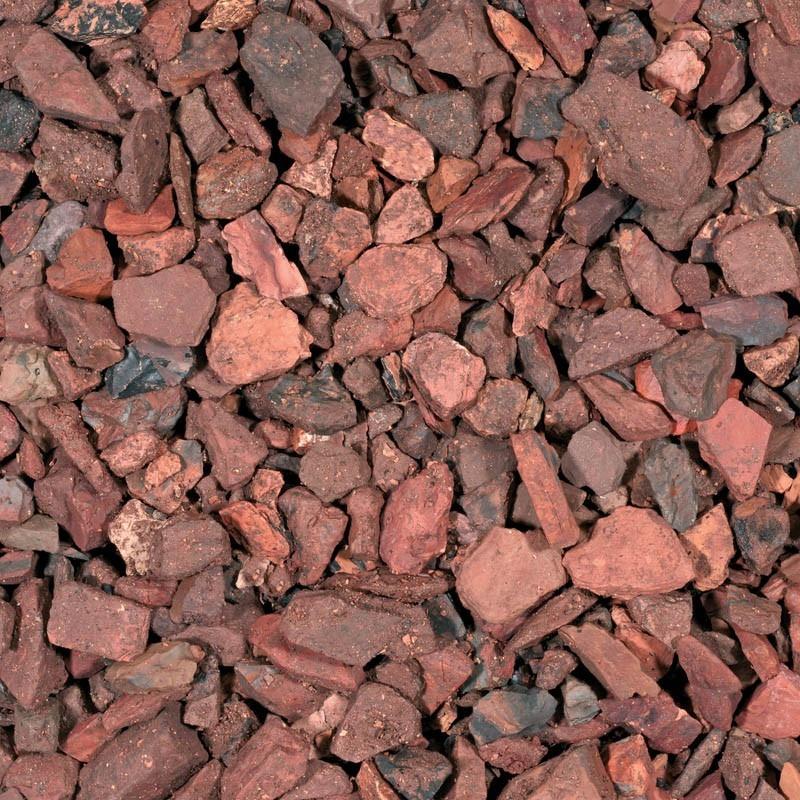 Red shale gravel 6-15mm - Red shale - 20kg - Michel Oprey & Beisterveld