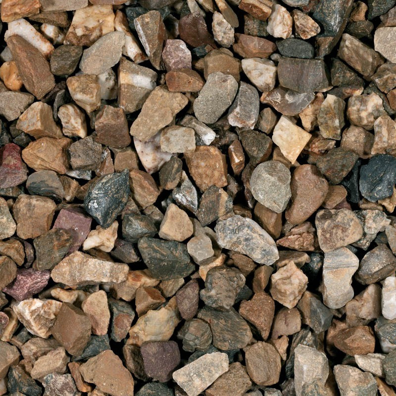 Gravel 16-32mm - variegated quartz - 20kg - Michel Oprey & Beisterveld