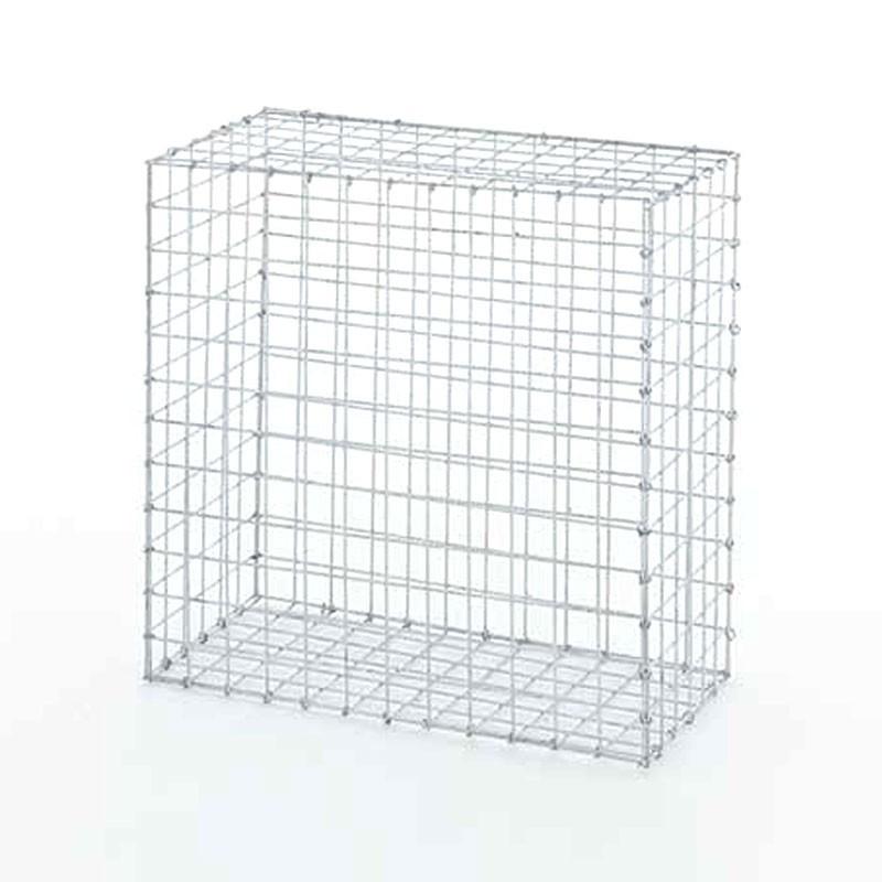 Gabion - Como Half Basic - 60x60x30cm - Michel Oprey & Beisterveld