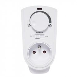 Prise variateur analogique - Winflex Ventilation