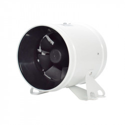 BULLFAN INLINE EC FAN 200MM 1205M3/H