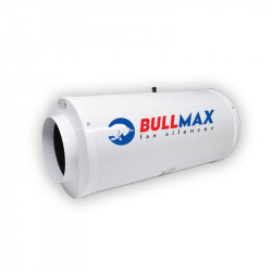 BULLMAX INLINE EC FAN 200MM 1205M3/H SILENT
