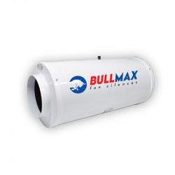 Extracteur d'air silencieux Bullmax Inline Silent EC 200mm 1205m3/h - Bullfilter