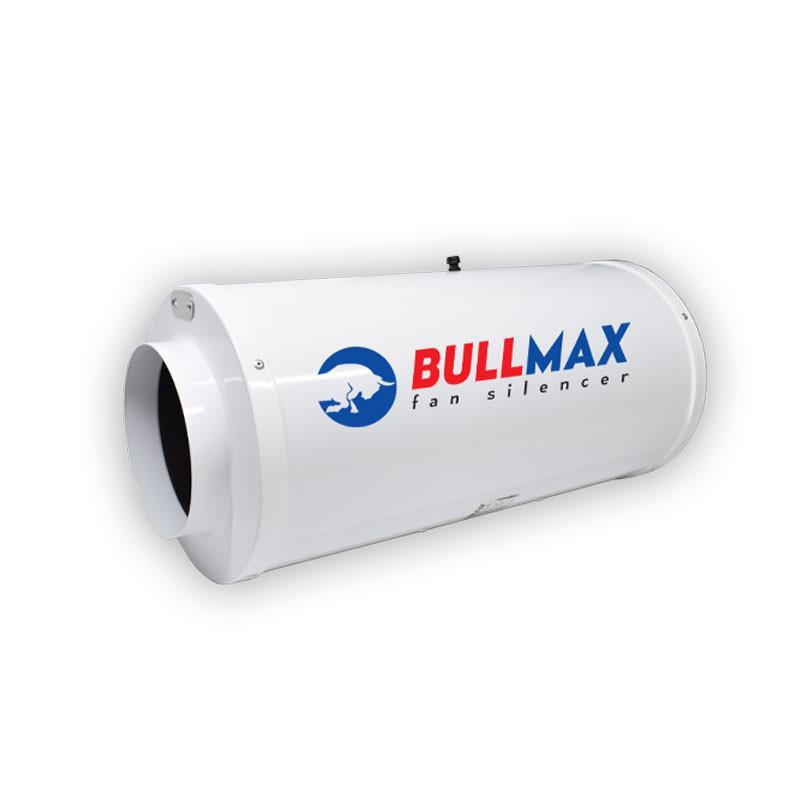 Silent air extractor Bullmax Inline Silent EC 200mm 1205m3/h - Bullfilter