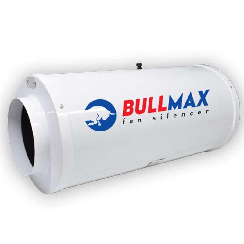 Silent air extractor Bullmax Inline Silent EC 250mm 1808m3/h - Bullfilter