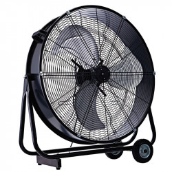 Advanced star - Fan Floor Fan metal 124w 60cm
