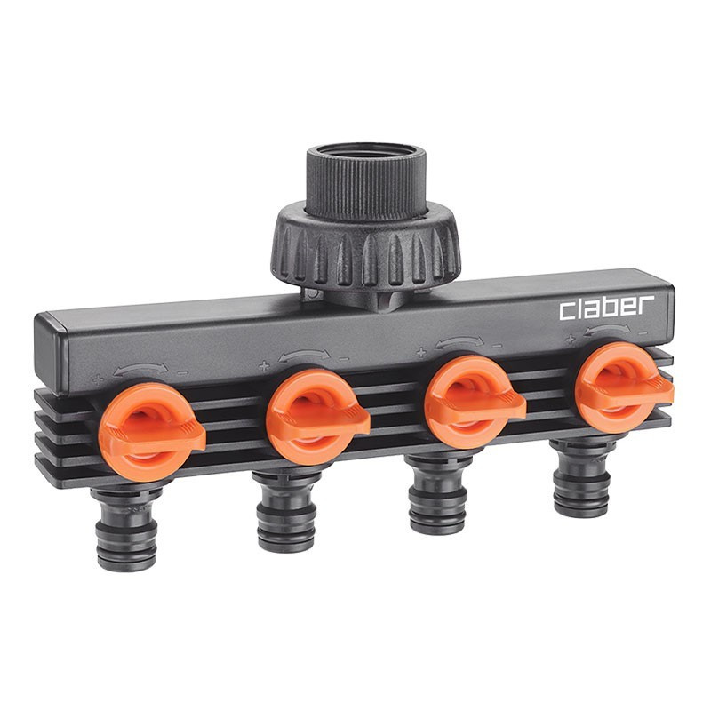 Distributor 4 outlets - Watering Claber