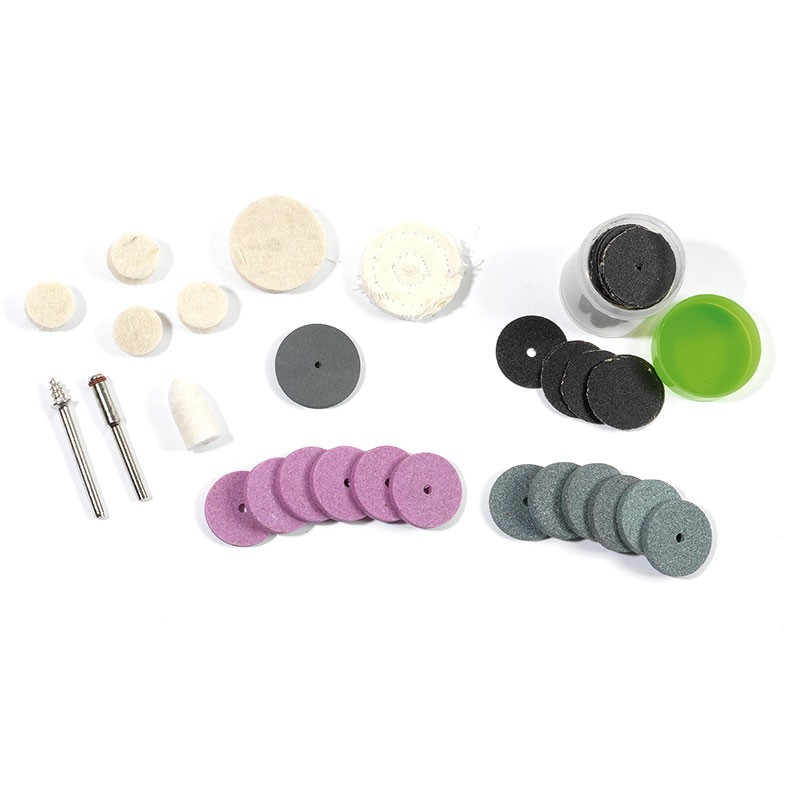 Disc grinding set for multifunction kit - Ribitech