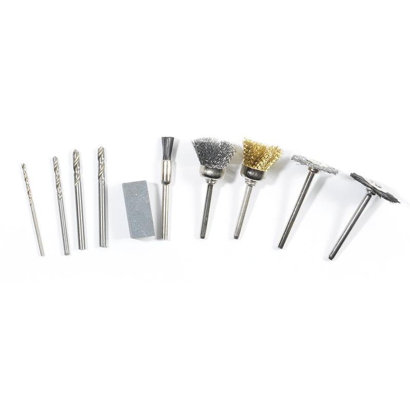 Rod brush set for multifunction kit - Ribitech