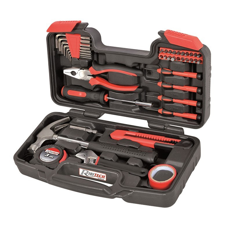 Toolbox 40 pieces in a suitcase - Ribitech