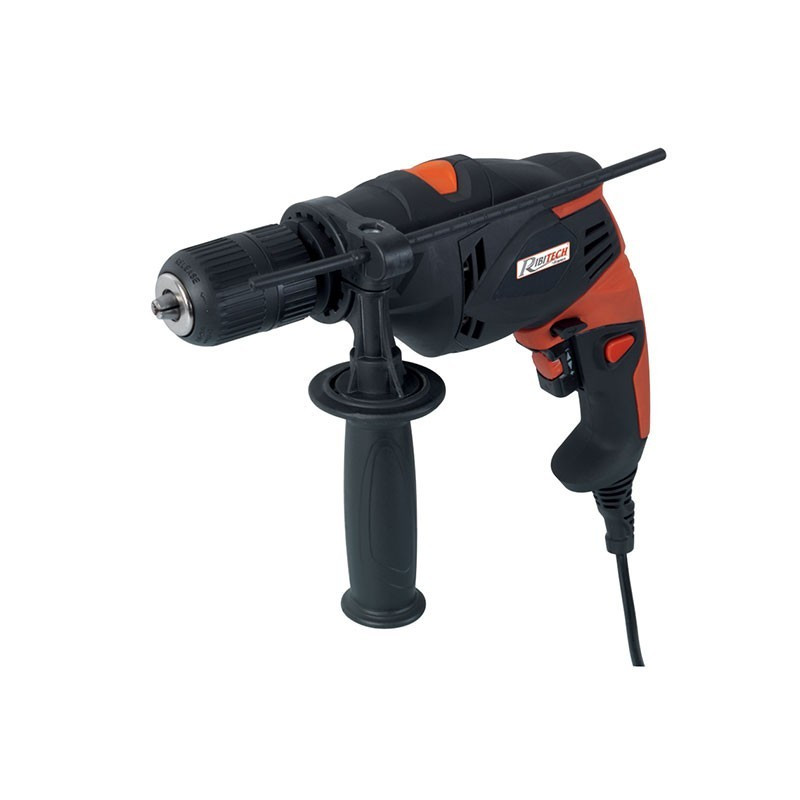 710w electric drill/driver with variator - Ribitech