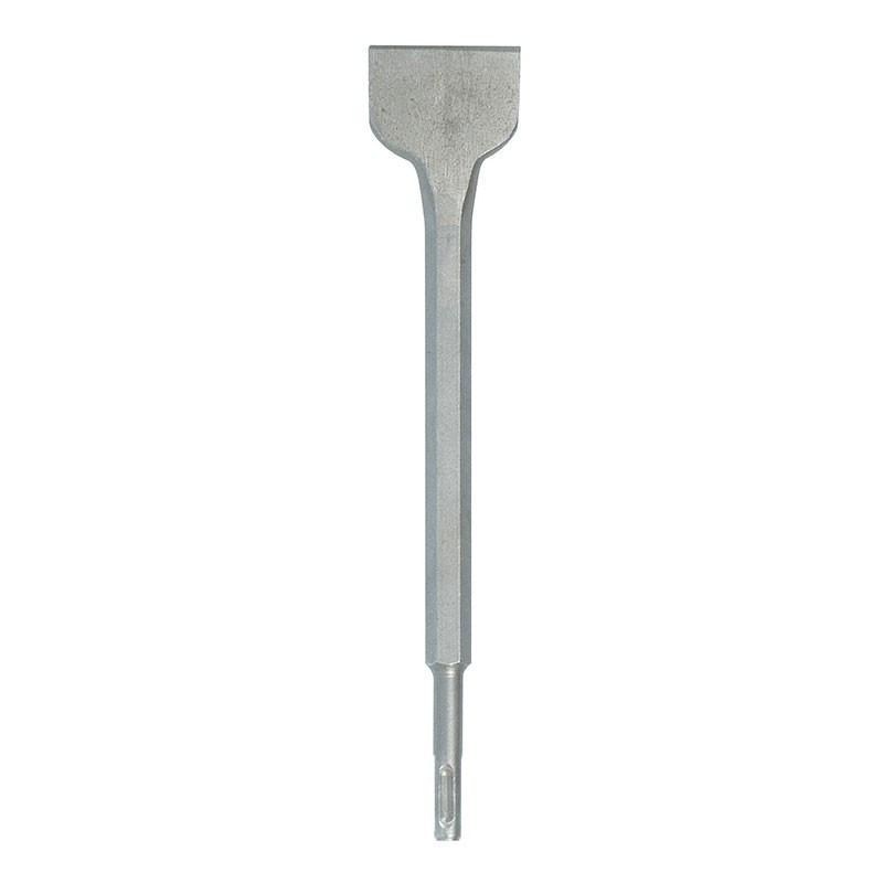 Flat chisel SDS wide 260mm - Ribitech