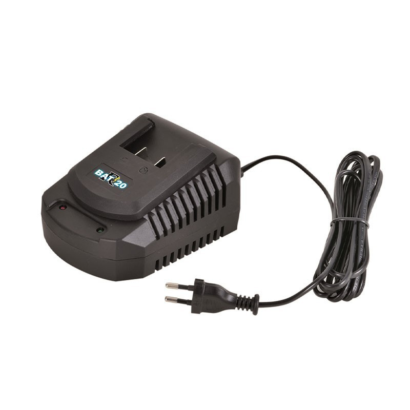 Fast battery charger 21V R-BAT20 - Ribitech