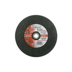 DISQUE ABRASIF 350 TRONCONNER ACIER PLAT 350X3X25.4
