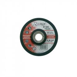 DISQUE ABRASIF 125 TRONCONNER ACIER 125X3.2X22.2