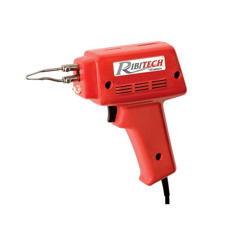 Soldering gun 100w - Ribitech