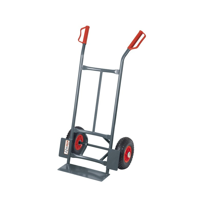 250 kg trolley with puncture-proof wheels - Ribitech