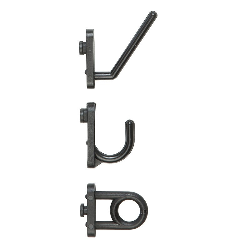 Hooks assorted by 30 for perforated panel - Ribitech