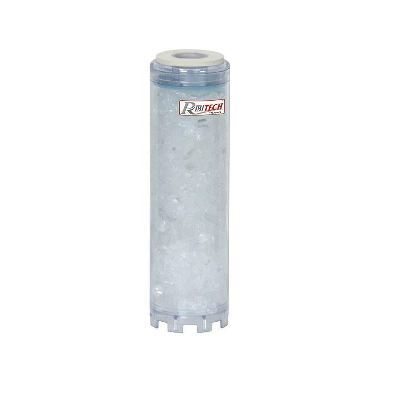 Filter cartridge CSP polyphosphate salts 93/4 - Ribitech