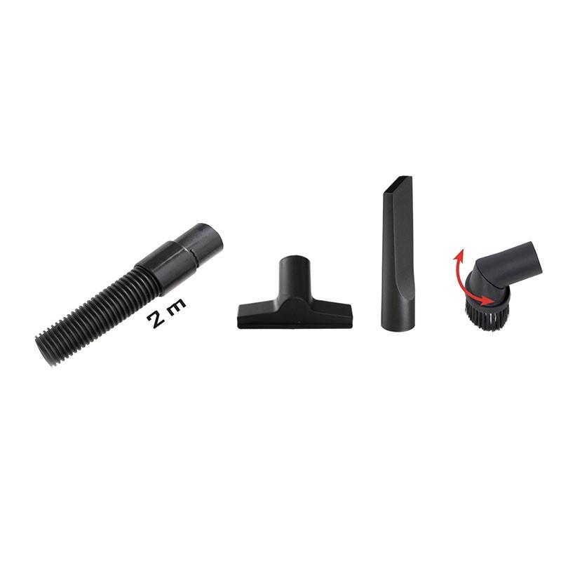 Vacuum cleaner kit (not compatible with Genetris, GeneAsp) - Ribitech
