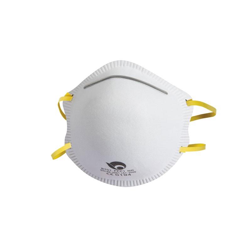 Dust mask in set of 20 pcs - Ribitech