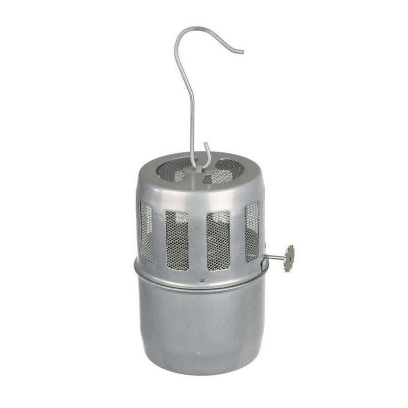 Paraffin heater to be hung 17cm high 0.5 litres - Nature