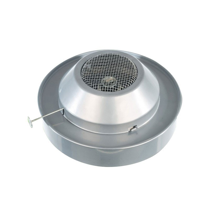 Parafin heater to be placed 13cm high - 1.7 litres - Nature