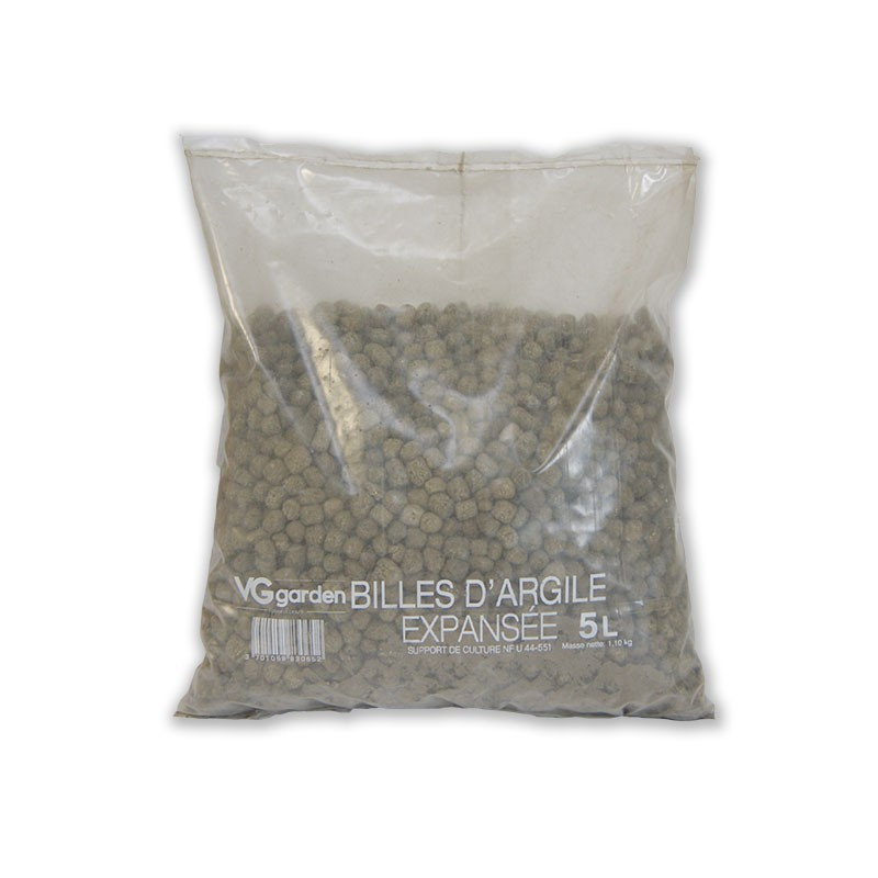 Expanded clay balls 5L - VG Garden