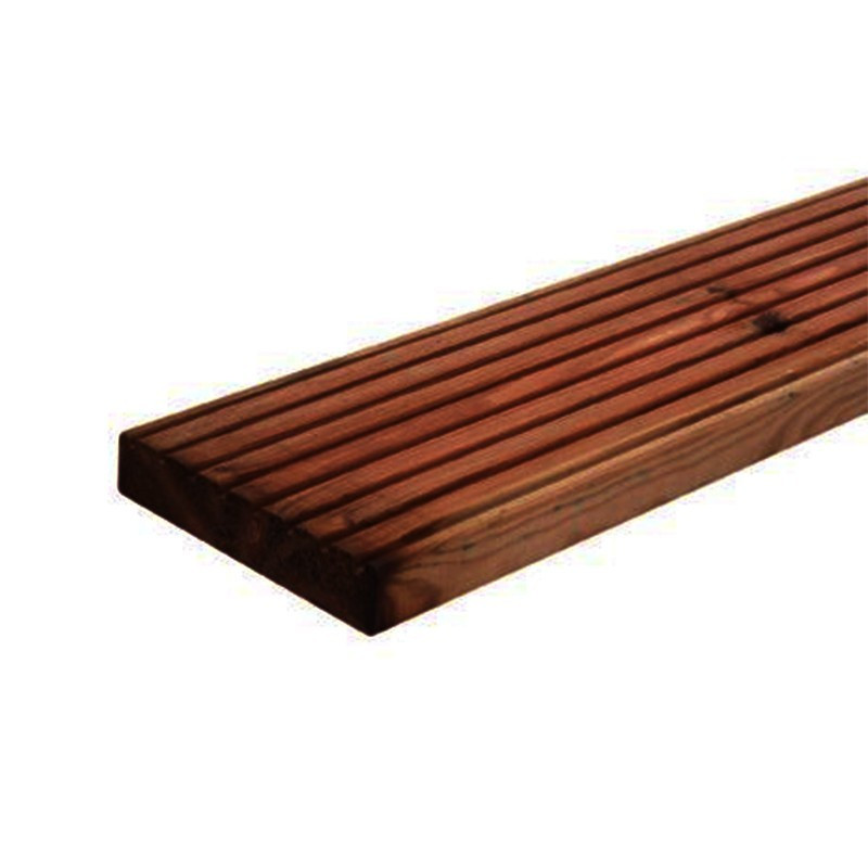 Marcelo brown terrace blade 28x145x2400 mm - Forest-Style