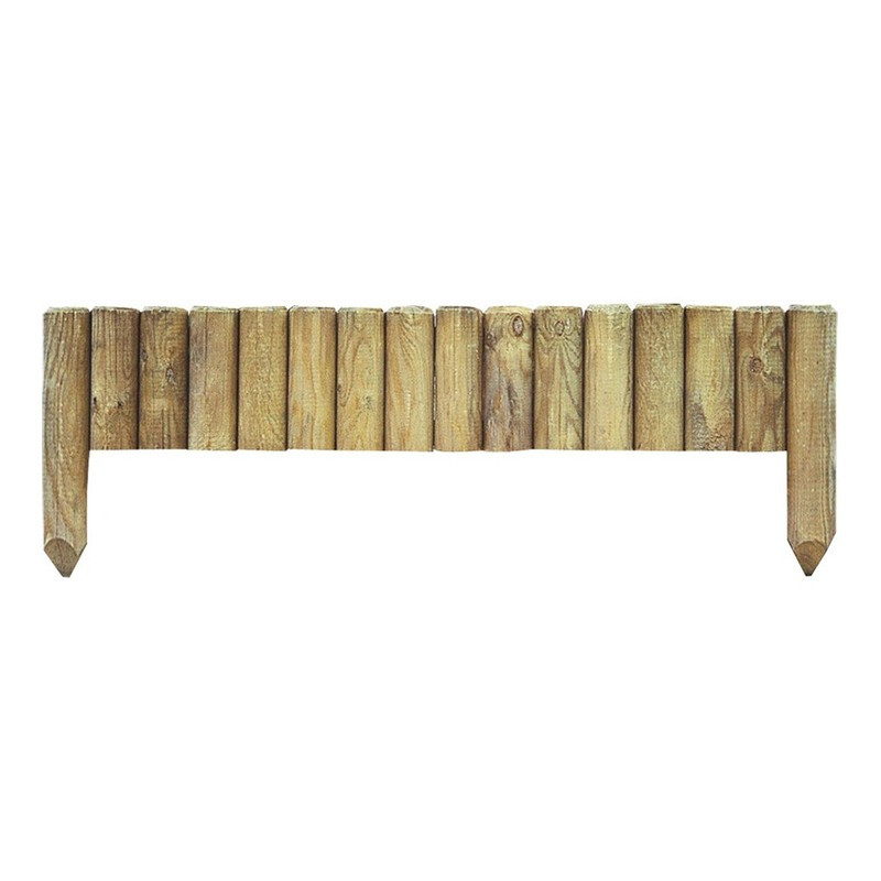 Pine Wood Edge 35x350x1120 mm - Forest-Style