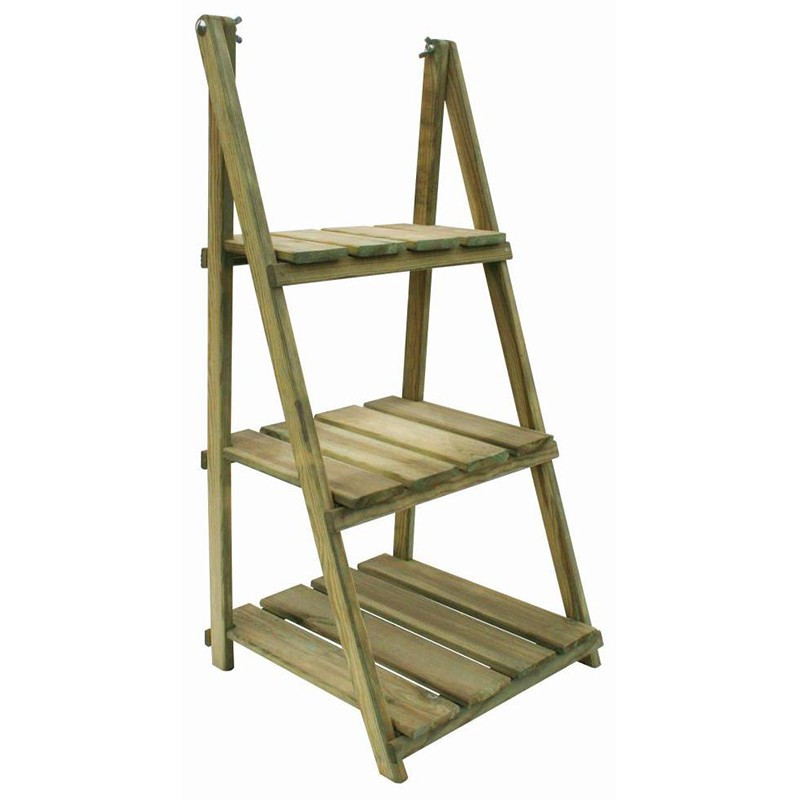 Shelf Tchikita 44x42x100cm - Forest-Style
