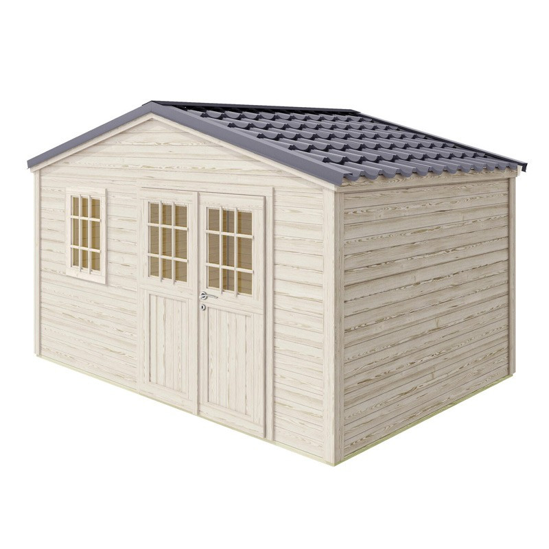 SHELTER SHELTY PLUS 11M2 395X280 CERLAND EPICEA NORTH