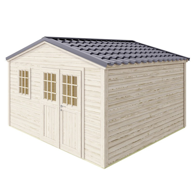 SHELTER SHELTY PLUS 14M2 395X349 CERLAND NORTHERN SPICEA