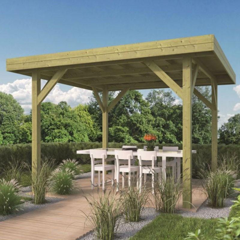 Garden Kiosk - Modern moyen - Tuindeco